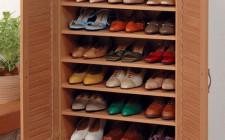 Đặt tủ đựng giày sai có thể ảnh hưởng đến vận khí của ngôi nhà