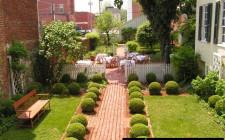 Ứng dụng nguyên tắc khoa học phong thủy vào nhà vườn