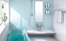 Bài trí phòng tắm thư giãn tinh thần