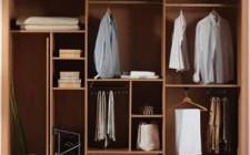Bài trí tủ quần áo mang lại tài vận và sự may mắn