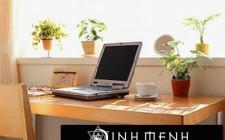 Bí quyết sắp xếp đồ vật trên bàn làm việc mang lại tiền tài