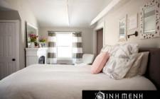 Cách bài trí giường ngủ theo cung mệnh