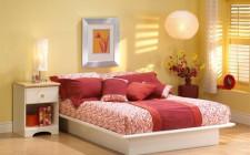Cách đặt giường ngủ giúp ngủ ngon