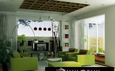 Cách hóa giải cho căn phòng không được vuông vắn trong nhà ở