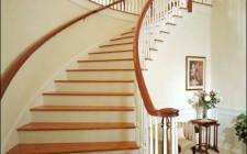 Cầu thang là nơi lưu chuyển mạch khí trong ngôi nhà