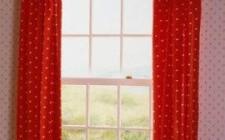 Chọn màu sắc và hình dáng cho rèm cửa