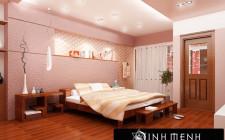 Chọn nội thất hợp khoa học phong thủy cho phòng ngủ