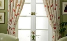 Chọn rèm cửa hợp khoa học phong thủy tăng vượng khí cho ngôi nhà