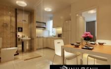 Có nên bố trí bếp ăn cạnh phòng vệ sinh ?