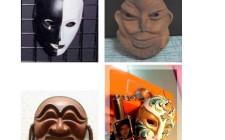Có nên trang trí mặt nạ trong nhà ?