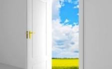 Cửa chính trong nhà là nơi nạp khí