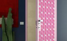 Cửa phòng ngủ là nơi dẫn khí vào phòng
