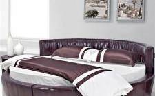 Giường ngủ hình tròn không đem lại giấc ngủ ngon