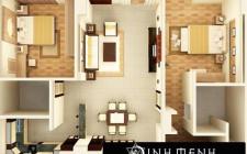 khoa học phong thủy cho căn hộ chung cư