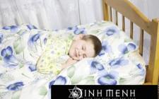 khoa học phong thủy phòng ngủ hợp lý cho bé