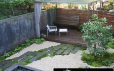 Lưu ý khi trang trí sỏi đá trong vườn nhà
