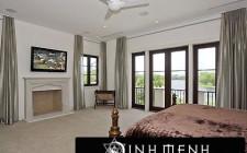 Nên mở một cửa sổ để nạp khí tốt cho ngôi nhà