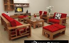 Người mệnh Thổ và nội thất gỗ