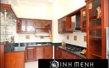 Nhà bếp đặt ở bên phải của cửa chính dễ gây bất hòa
