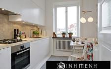 Những điều kiêng kỵ khi thiết kế nội thất gian bếp