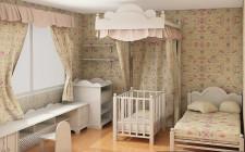 Những kiêng kỵ khi bố trí phòng trẻ sơ sinh
