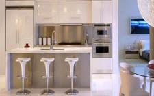 Phòng bếp thể hiện phong cách của gia chủ