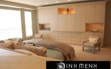 Phòng ngủ nên tránh xa các thiết bị điện tử