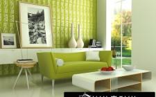 Tăng cường năng lượng mang sinh khí vào nhà