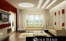 Vì sao phòng khách thường được đặt trước hoặc trung tâm nhà ?