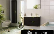 Vì sao phòng tắm nên đặt ở hướng dữ ?