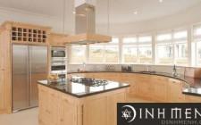 Ánh sáng cho phòng bếp nên thiết kế như thế nào?