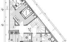 Bất lợi của nhà có hình tam giác, bình hành hay hình thang