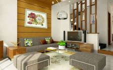 Bố trí và trang trí phòng khách cho hợp với phong thủy