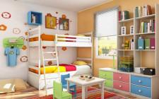 Cách bố trí phòng cho trẻ nhỏ