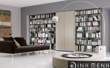 Cách chọn vị trí cho phòng sách