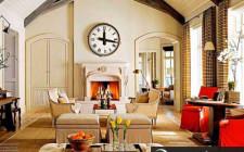 Cách hoá giải góc khuất và cột nhà trong phòng khách