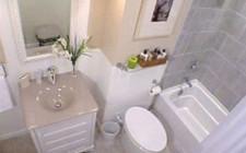 Cách lắp đặt dụng cụ vệ sinh