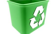 Cấm kỵ trong phong thủy với thùng rác