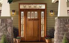 Chuyển cửa nhà chính trong nhà thành vị trí hứng gió tốt cho con người