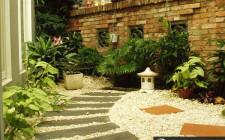 Có nên rải nhiều đá trong sân vườn không?