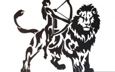 Cung nhân mã và sư tử