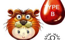 Cung sư tử và nhóm máu