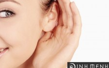 Đoán nhân cách qua đôi tai của bạn