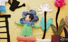 Giấc mơ của một em bé đau dạ dày