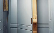 Kiêng kỵ cửa lớn chính đối cửa phòng