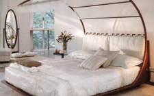 Kiêng kỵ gương đối giường