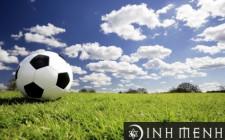 Mơ thấy bóng đá: Có tiền tài bất ngờ