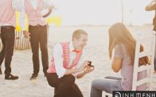 Mơ thấy cầu hôn: Tâm tình ngưỡng mộ đã lâu