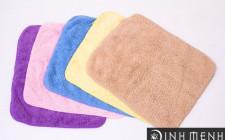 Mơ thấy khăn mặt: Thân thể khỏe mạnh, vật chất dồi dào