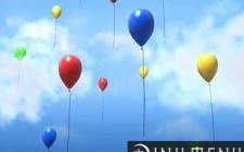 Mơ thấy quả bong bóng: Có nguy hiểm và không có nền móng